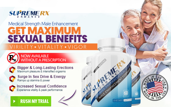 Supreme Rx Enhance Male Enhancement Is This Worth Reviews