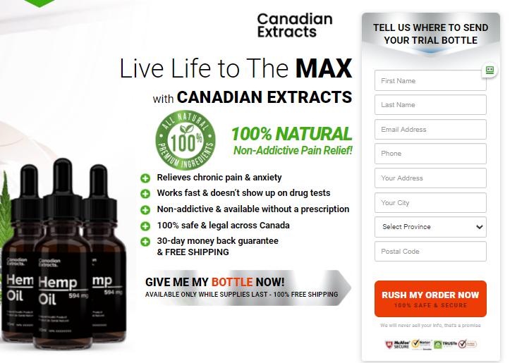 Canadian Extracts Hemp